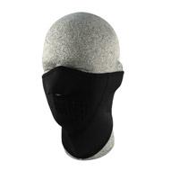 ZAN headgear Neoprene Black 3-panel Half Mask