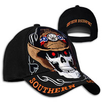 Southern Discomfort Embroidered Ball Cap