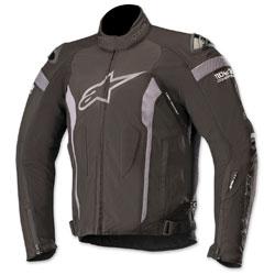 Alpinestars Men's T-Missile Drystar Black/Black Textile Jacket