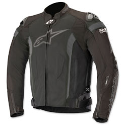 Alpinestars Men's T-Missile Air Black/Black Textile Jacket