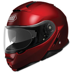 Shoei Neotec II Wine Red Modular Helmet -  77-11911