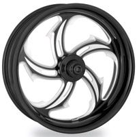 Performance Machine Rival Contrast Cut Wide Rear Wheel, 18″ x 8.5″