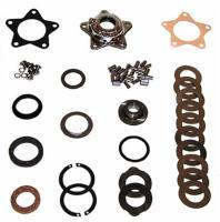 V-Twin Manufacturing Deluxe Star Hub Kit