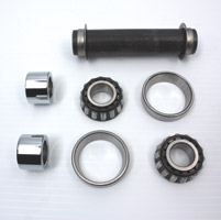 Rear Hub Rebuild Kit with Inner Spacer