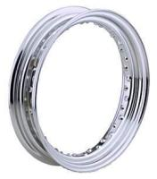 Chrome Wheel Rim, 5.75 x 18