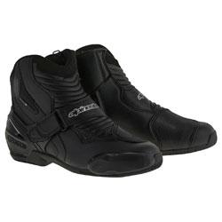 Alpinestars Men's SMX-1 R Vented Black Boots