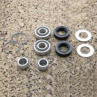 V-Twin Manufacturing Big Twin Hub Rebuild Kit for Laced Rear Wheel