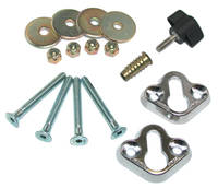 Pingel Mount Kit for Removable Wheel Chocks