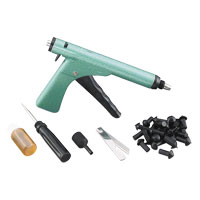 Stop & Go Tubeless Tire Plug Gun Kit