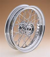 V-Twin Manufacturing 16″X 3″ 40 Spoke  Wheel