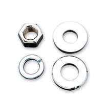 Colony Rear Axle Nut and Washer Kit