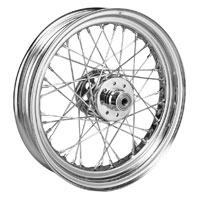 V-Twin Manufacturing 16″X3″ Rear Wheel