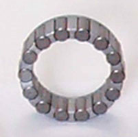 Bearing Retainer and Rollers