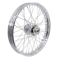 V-Twin Manufacturing Front Wheel Dual Disc Assembly
