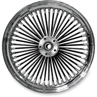 Ride Wright Fat Daddy 50-Spoke Dual Disc Front Wheel 21″ x 3.5″