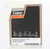 Colony Hub Cover Screw and Lockwasher Kit