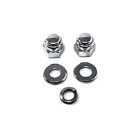 Colony Outer Rear Axle Nut Kit
