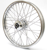 Paughco 21″ Front Spoke Wheel Assembly