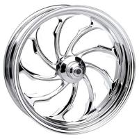 Performance Machine Torque Front Wheel, 18 x 3.5