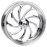 Performance Machine Torque Front Wheel, 21x 3.5