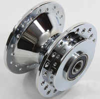 V-Twin Manufacturing Front Wheel Hub