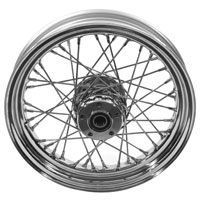 V-Twin Manufacturing Replica Big Twin Rear Wheel