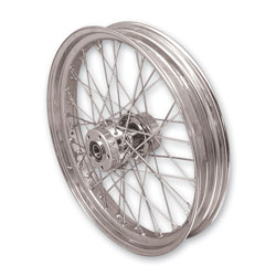 V-Twin Manufacturing 40 Spoke Front Wheel, 21 x 3.25