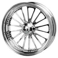 Performance Machine Domino Front Wheel, 17 x 3.5