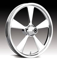 Milwaukee Twins Nomad Rear Wheel, 18 x 8.5