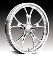 Milwaukee Twins Engage Rear Wheel, 18 x 8.5