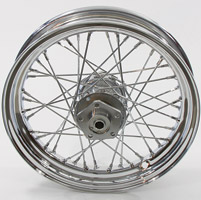 16″ x 3.00″ Single Disc Wheel Assembly