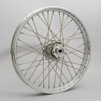 Replica Big Twin Front Wheel
