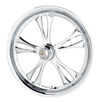 Arlen Ness Chrome G3 Front Wheel for Dual Disc 21