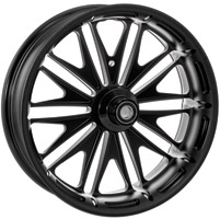 Roland Sands Design Black-Ops Boss Front Wheel 21″ X 3.5″