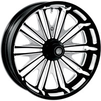 Roland Sands Design Contrast Cut Boss Front Wheel for ABS 21″ X 3.5″