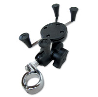 CruisinGear Cell Phone Mount for iPhone and Smaller Android Cell Phone