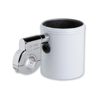 Kruzer Kaddy White Beverage Holder