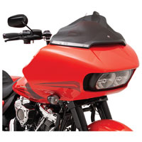 Klock Werks 9″ Dark Smoke Sport Flare Windshield