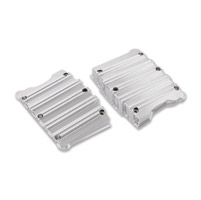 Arlen Ness 10-Gauge Chrome Rocker Box Covers