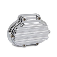 Arlen Ness 10-Gauge Chrome Cable Clutch Cover