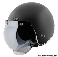 Speed and Strength Mirror Gradient Bubble Shield
