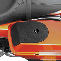 J&M ROKKER XX 5x7″ Saddlebag Lid Speaker Kit with Lids