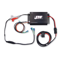 J&M 4 Channel 360W Amplifier