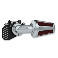Vance & Hines VO2 90 Degree Air Intake Chrome