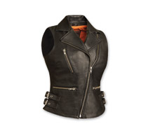 First Manufacturing Co. Women's Sexy Goddess Black Vest