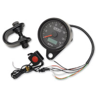 Programmable 2.4″ Electronic Speedometer