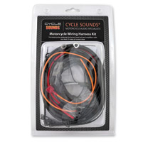Cycle Sounds Amplifier Harness Kit
