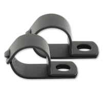 Cycle Sounds Speaker P-Clamps for 1″ Handlebars