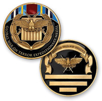 MotorDog69 Global War On Terrorism Challenge Coin