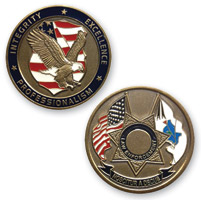 MotorDog69 MD69 Police Coin Challenge Coin